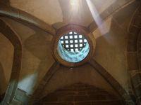 La crypte des dix gros piliers
