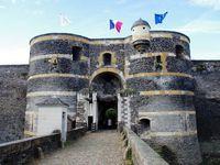Une visite à Angers en octobre