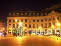 La place des Vosges et la rue de Castiglione
