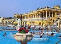 Les thermes et bains de Budapest sources Internet