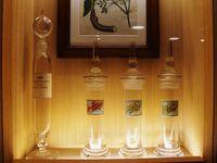 Au fil de la visite du musée du Parfum