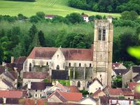 En route vers le belvédère Sud ! et la magnifique vue du village depuis cette tour