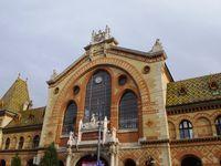Les Grandes halles Nagycsarnok Le plus grand marché de Budapest