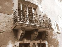 Le village du Perchay, détails