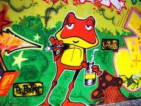 Paris, Ivry et Vitry-sur-Seine capitale de l'art dans la rue