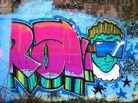 Grafs des bords de Seine à Bezons