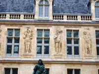 Le circuit des fontaines du centre de Paris