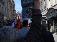 Manifestation du 9 juin Caen