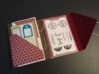 Flip book / échange avec Laetitia (Triniti)