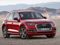 Automobile : Nouveau Audi Q5 - les photos officielles