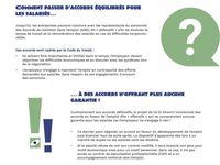 Projet de loi El Khomri : ce qu'en pense la CFE-CGC !