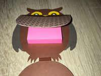 Post it hibou �