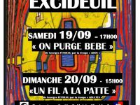 Week-end théâtre Feydeau à Excideuil