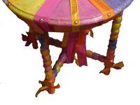 Woody Oeuvres en vente Mobilier et objets de déco relookés