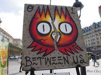 &quot&#x3B;Du mur de Berlin au Street art&quot&#x3B; Gare de l'Est.