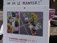 Journée sans voiture : avec Paule Kingleur, l'art de la rue s'empare du macadam.