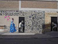Dans la rue ou en galerie : sept street-artistes