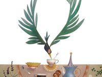 © OPHÉLIE TRICHEREAU : créations textiles, illustrations