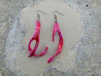 © le bAcAsAble : bijoux à partir d'algues (BO, colliers)