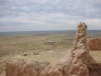 Les fortifications karakalpakie du XVIIe-XIXe siècles dans le desert de Khiva