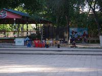 Khiva et  ses parcs.