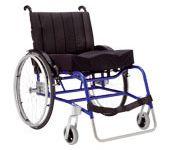 Exemple de fauteuil roulant manuel de type Actifs - AVS MED Toulon, Var