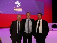 Un nouveau trio exécutif à la tête de la CFE-CGC élu avec 90,83% des voix
