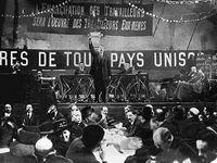 Congrès de Tours de décembre 1920, Cartel des Gauches, Léon Blum