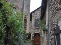 Les ruelles de Brousse-le-Château!  (clic sur les photos pour les agrandir)