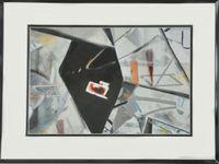 Oeuvre numérique - Triptyque - Tirage sur papier photo -  2009-2010 - 30 x 45 cms/cadre 50x70 - 5 exemplaires numérotés