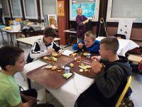 Action Petit déjeuner pour les 6ème SEGPA