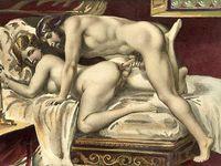 La sodomie est un acte rituel à caractère magique ( magie noir) qui à pour but de se livrer au blasphème et a la dominance sur celui qui la prend dans le fondement.