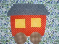 Couverture patch - 10