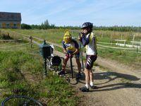 Concours régional 2013 Joies et galères en cyclotourisme