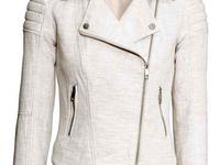 Voici trois vestes de différente couleur que je trouve très jolie !