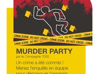 MURDER PARTY 1D20 Tome 2