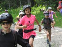 Run &amp&#x3B; bike au Désert le 06/06/15