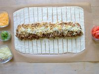 Stromboli façon tacos