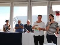 Remise de dons du Lions Club Montpellier Doyen