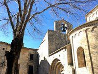 L'église au pur style art roman