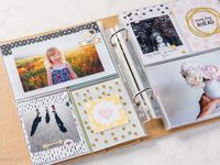 Stampin Up   Project LIfe®