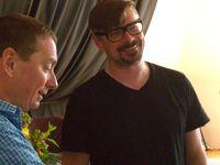 Rencontre avec Jaroslav Rudis, République Tchèque, 2 juin 2015