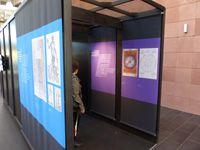 Une exposition de l'Université à la BMI