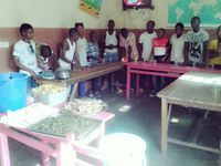 Noël au foyer Nylon Douala Cameroun