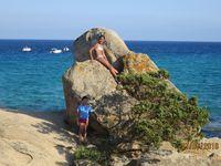 Et comme je vous aime bien, je partage avec vous encore quelques photos des plages de Sardaigne...on ne s'en lasse pas !