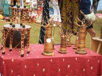 Samedi 1er aout au matin, marché de Coconi.