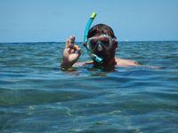 Petite pause de dimanche à la plage de N'gouja