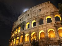 Roma beautiful the day and night..