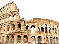 Le Colisee,la Fontaine de Trevi,la chapelle Sixtine,le Pantheon..