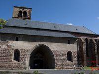 Un clic pour agrandir les photos. L'église Saint Dizain.
